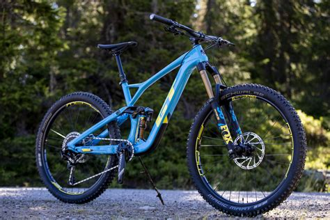 [first Ride] The New Gt Force Mtbmagcom