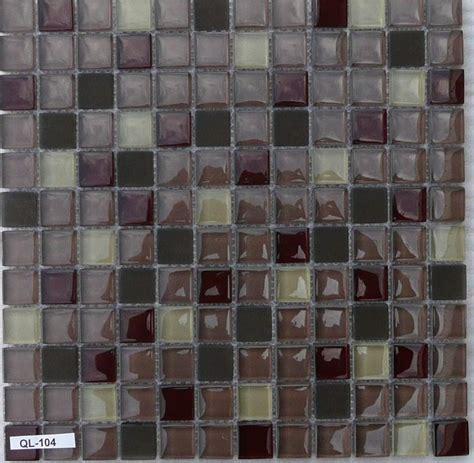 mosa 239 que p 226 te de verre couleur brun cacao mat et brillant 2 4 cm vente de mosa 239 que salle de bain