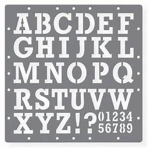 free printable letters and numbers stencils paper crafts With etching letters on glass