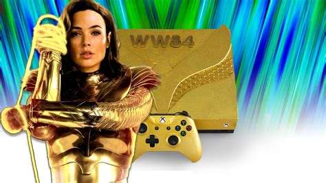 Xbox Wonder Woman 1984 Consoles Are... Different ...