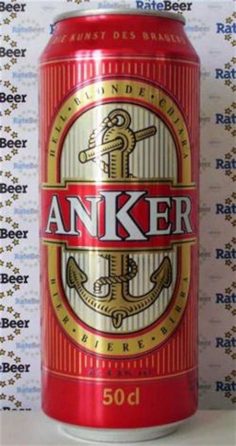 Anker Beer Review by Swiss Beverage Anker