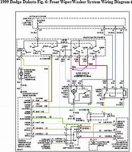 Dodge Dakota 1999 Wiring Diagram