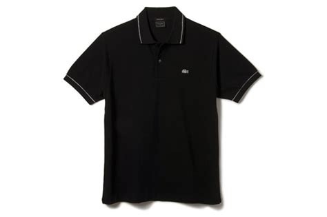 lacoste limited edition polo shirt hypebeast