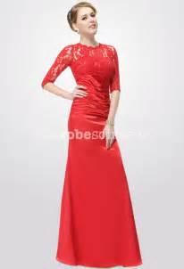 robe de mariã e manche dentelle robes étonnantes robe de soiree manche longue