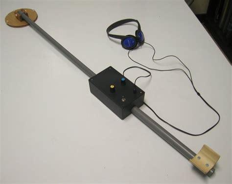 bfo metal detector student project graeme shirley s workshop