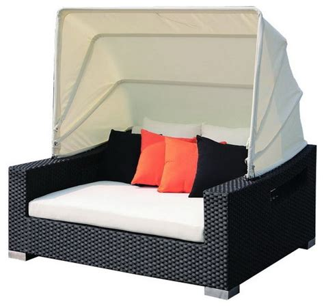 outdoor sofa with canopy patio day bed with canopy contemporary outdoor sofas