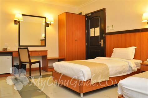 orchard cebu hotel  suites room prices  cebu guide