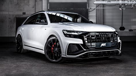 Audi Q8 Tuning Abt by Abt Audi Q8 Is Lekker Clair Obscur Topgear Nederland