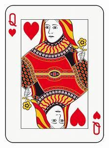 Queen of hearts stock vector. Illustration of illustration ...