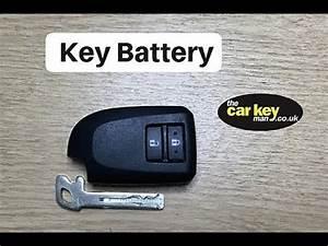 Batterie Citroen C1 : key battery peugeot 108 citroen c1 prox key youtube ~ Melissatoandfro.com Idées de Décoration