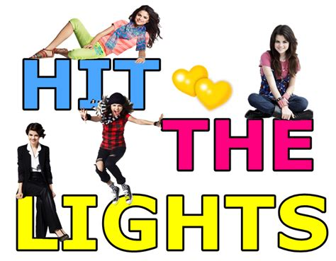 Selena Gomez Hit The Lights Png By Dijana2000 On Deviantart