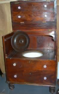 First Water Closet Toilet