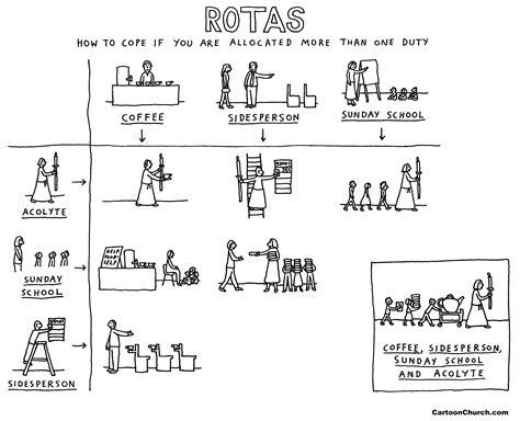 Rotas - CartoonChurch.com