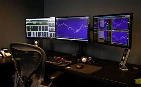 traders desk showcase  trading academy