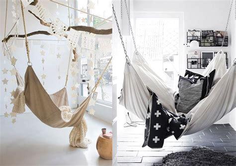 hamac pour chambre mettre un hamac à l 39 intérieur d 39 une maison décoration