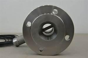 Rosemount 3 U0026quot  150  Vortex 8800 Flow Meter Transmitter