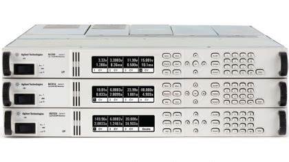 High Voltage Power Supply Chroma Keysight Rent Buy