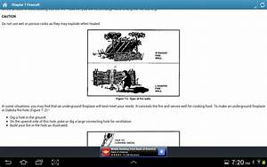 Army Survival Handbook  U2013 Offline Manual Guide App