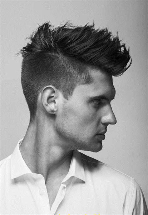 mohawk hairstyles  men feed inspiration
