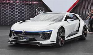 Golf Sport Volkswagen : 2015 vw golf gte sport concept ~ Medecine-chirurgie-esthetiques.com Avis de Voitures