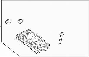 Chevrolet Cruze Fuse Box  1 4l Trubo  Manual Trans  1 8l
