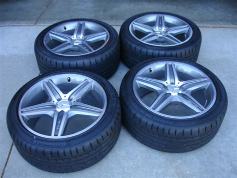 amg wheels  tires  mercedes
