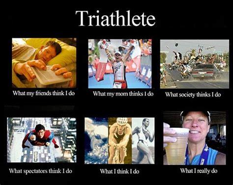 Triathlon Meme - steve in a speedo gross friday funny 283 quot triathlete what i really do quot