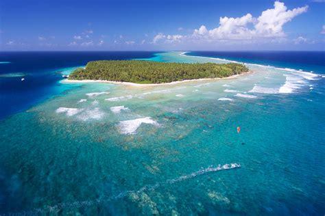 Beran Island Resort   Surf & Kiteboard in the Marshall Islands