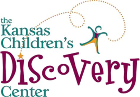 kansas children s discovery center 573 | kcdc logo poster 269w