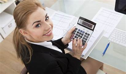 Manager Financial Advisor Myob Course Person Paying