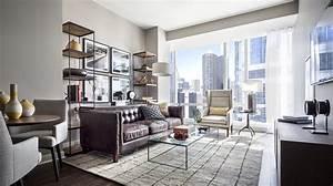 3, Apartment, Living, Room, Decorating, Ideas