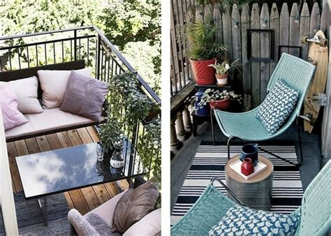 Kleinen Balkon Gemütlich Gestalten by Kleinen Balkon Gem 252 Tlich Einrichten