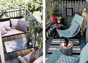 Ideen Für Kleinen Balkon : kleinen balkon gem tlich einrichten ~ Eleganceandgraceweddings.com Haus und Dekorationen