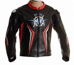 Mv Agusta Leather Jacket Replica Leather Jacket Motogp
