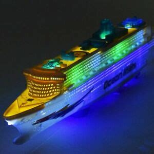 Cruise music is a house music label established in 2014 by mark funk and danny cruz. Music Cruise Ship Aidaluna Model Ship Toy LED Flash Cruise Ship US | eBay