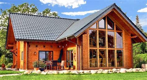 Moderne Haeuser Bauen Architektur Baustoffe Technik by Holzhaus Quot Ontario Quot L 233 Onwood Haus Holzblockhaus