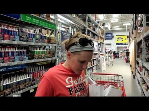 A Visit To Lowe's Home Improvement Good Times!! Vlog # 116