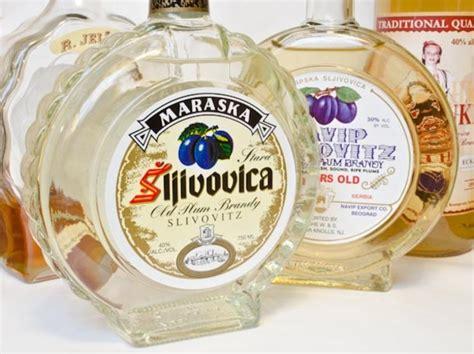 praise  slivovitz eastern european plum brandy