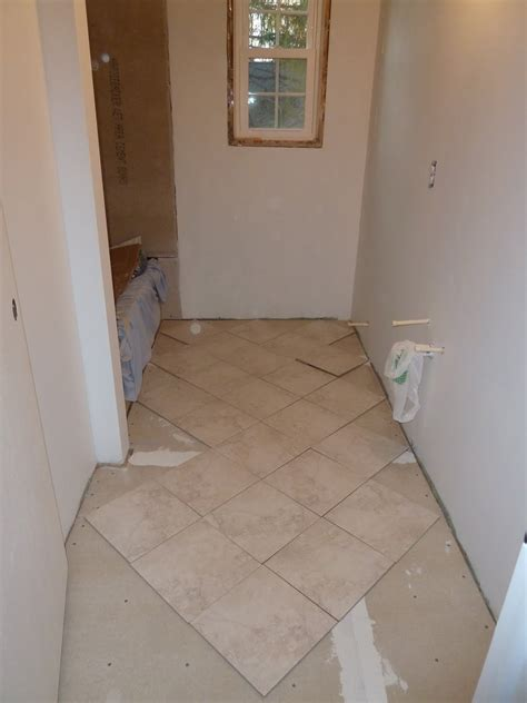 how to lay a floating porcelain or ceramic tile floor