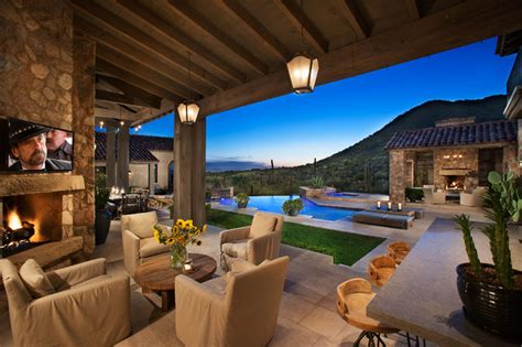Pictures Of Outdoor Patios by 16 Cozy Southwestern Patio Designs For Outdoor Comfort