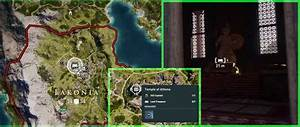17 Legendary Chest Locations In Assassin's Creed Odyssey [Map]