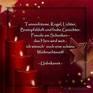Weihnachtsgrüße Text An Chef : weihnachtsspr che f r weihnachtsgr e ~ Haus.voiturepedia.club Haus und Dekorationen
