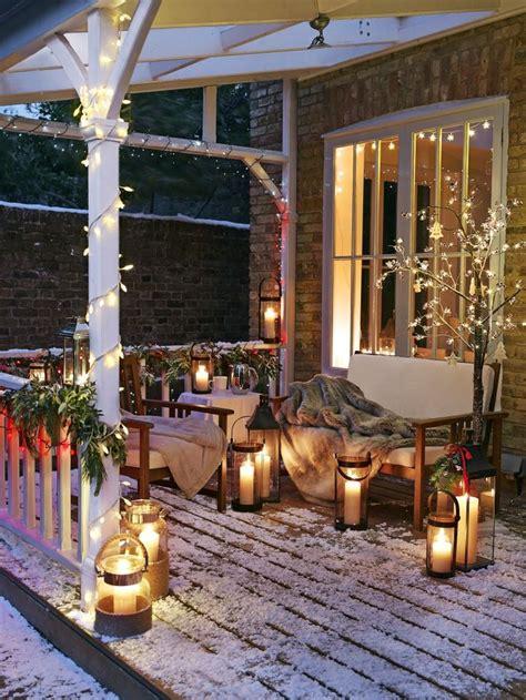 quick redecorating ideas  enjoy  patio   fall