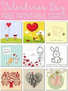 Free Printable Valentine Cards