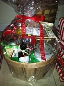 Gift basket ideas on Pinterest