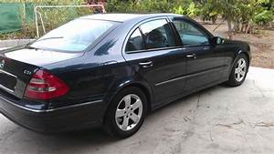 Mercedes E 270 Cdi : mercedes benz clase e e 270 cdi avantgarde 2004 155000km ~ Melissatoandfro.com Idées de Décoration