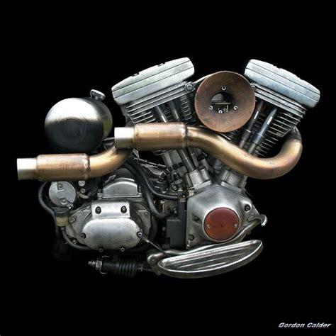 Harley Davidson Evolution Engine For Sale by No 72 Harley Davidson Evolution Bobber Engine By Gordon