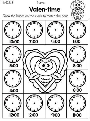 s day kindergarten math worksheets