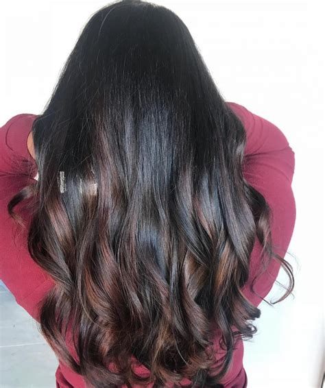 vibrant dark hair colors
