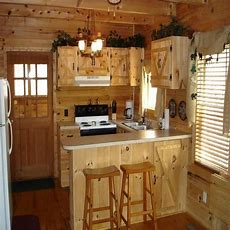 Top 25+ Best Small Rustic Kitchens Ideas On Pinterest